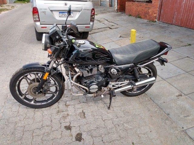 CB 450 DX 1988 - Foto 2