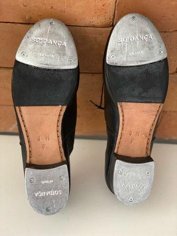Sapato de sapateado só dança  - Foto 3
