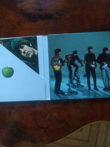 Cd Beatles - Rubber Soul - Foto 2