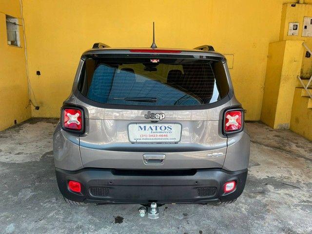 RENEGADE 2018/2019 1.8 16V FLEX LONGITUDE 4P AUTOMÁTICO - Foto 5