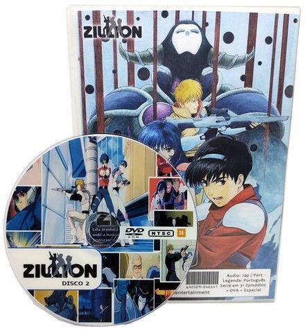 Box Dvd Zillion Dublado + Ova + Especial - Foto 3