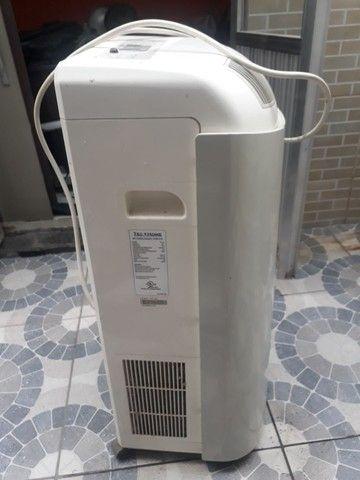 Ar condicionado portátil Tec Home  - Foto 2
