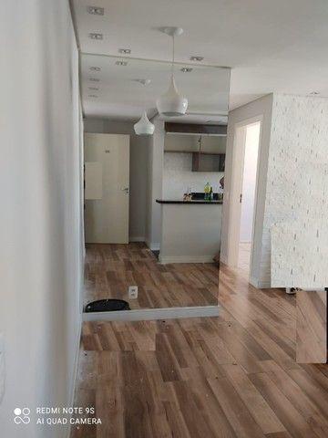 Lindo Apartamento Todo Planejado Todo reformado Residencial Ciudad de Vigo - Foto 13