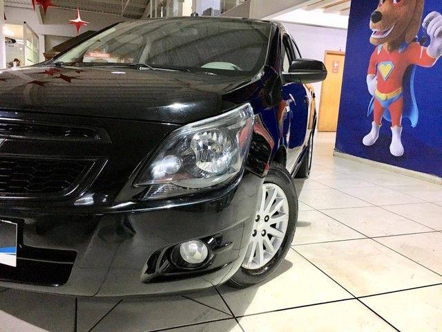 Chevrolet Cobalt 2012/2012 1.4 Sfi Ltz!!! Oportunidade Única!!!!! - Foto 2
