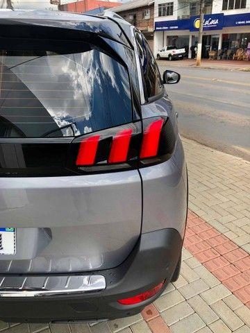5008 2019/2019 1.6 GRIFFE PACK THP 16V GASOLINA 4P AUTOMÁTICO - Foto 6
