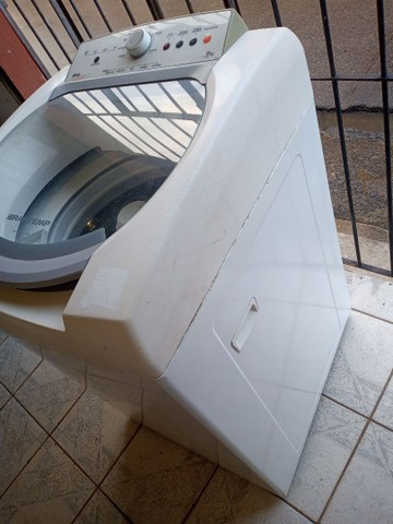 Máquina de lavar Brastemp ative 11kg ZAP 988-540-491 dou garantia - Foto 5
