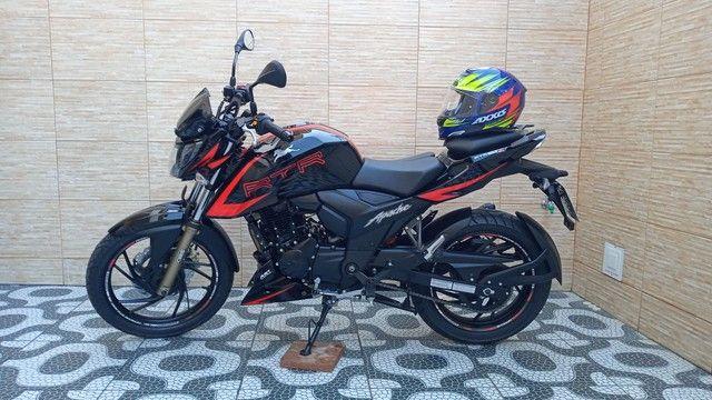 MOTO RTR200 APACHE - Foto 2