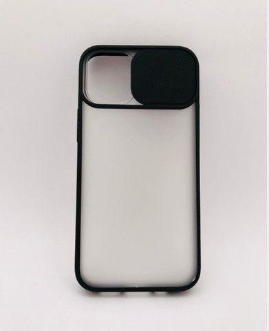 Case / Capinha Transparente iPhone 12 Mini (5.4) com proteção de câmera - Foto 6