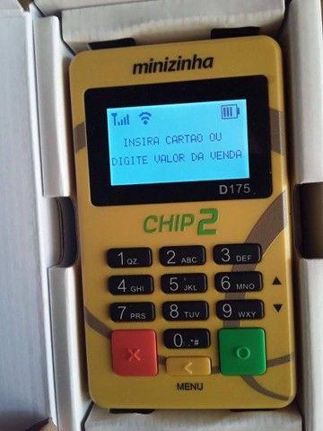Máquina de cartão PagSeguro  - Foto 2