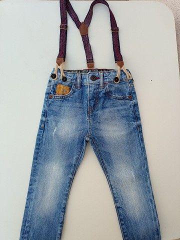 Jeans menino Tam 4 - Foto 4