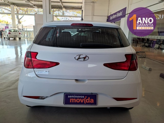 Hyundai HB20 1.0 Sense Pack (Flex) - Foto 5