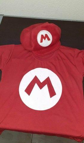 Fantasia Mario Bros (Super Mario) - Foto 2