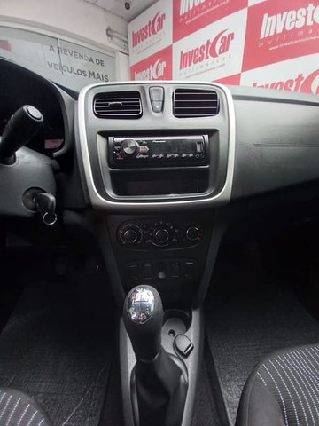 Renault SANDERO EXPRESSION 1.0 16V  - Foto 15