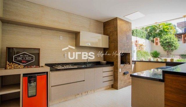Casa de condomínio para venda com 410 metros quadrados com 4 quartos em Jardins Paris - Go - Foto 9