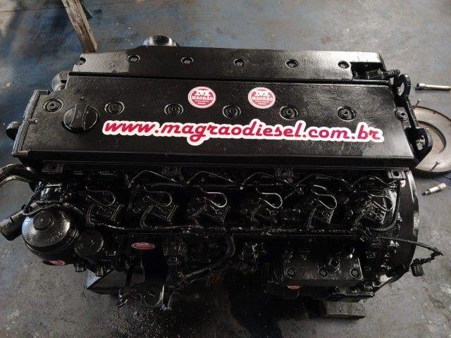 Motor M. Benz OM 906/926 LA
