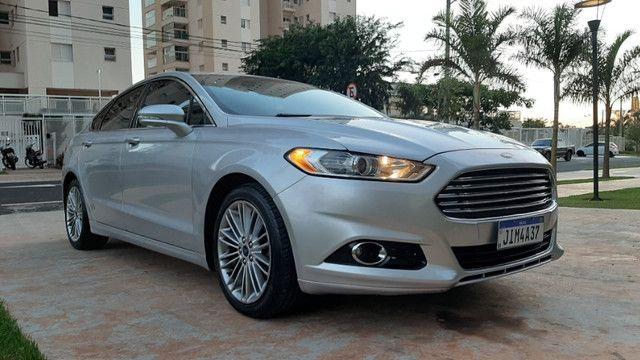 Ford Fusion Titanium 2.0 Ecoobust