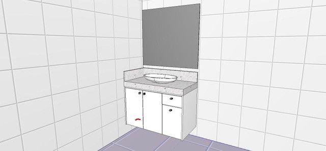 Armário Banheiro Sob encomenda $180,00 - Foto 2