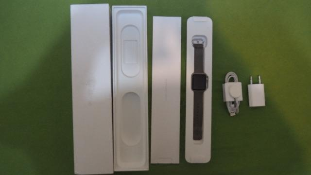 AirPods e Apple Watch Serie 2. só venda