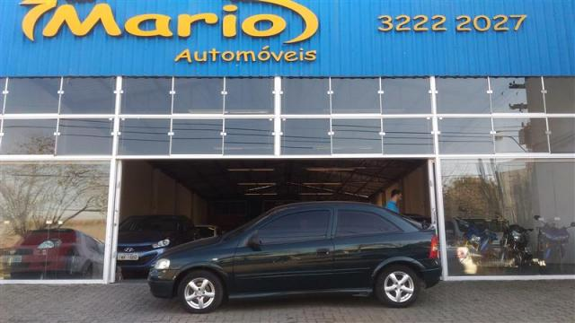 CHEVROLET ASTRA 1.8 MPFI GL 8V GASOLINA 2P MANUAL