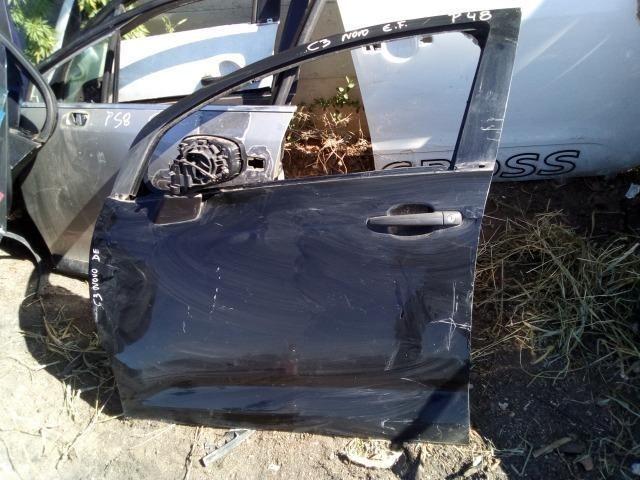 Porta Dianteira esquerda Citroën C3 2014