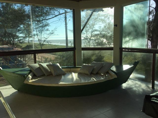 Casa em Frente ao Mar Marataizes 5 suites temporada 600,00 - Foto 4