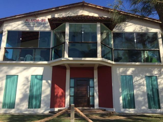 Casa em Frente ao Mar Marataizes 5 suites temporada 600,00