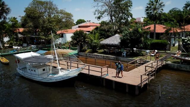 Aluguel de casa em Barreirinhas na beira do rio (preço a tratar) - Foto 2