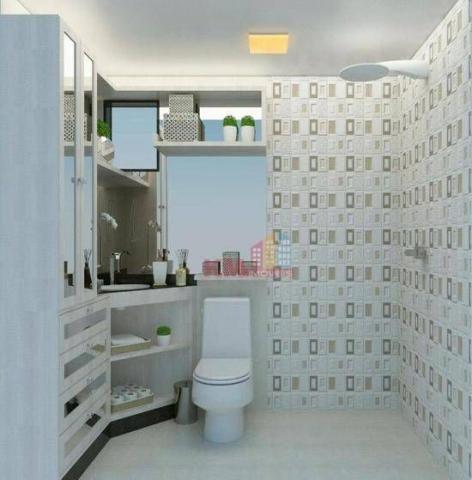 Vende-se lindo apartamento semi-mobiliado - KM IMÓVEIS