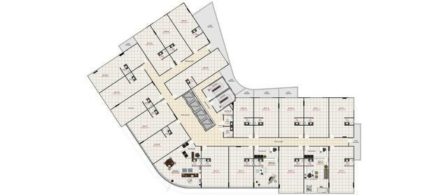 Exct:. Sala Comercial Delman Empresarial - Foto 19
