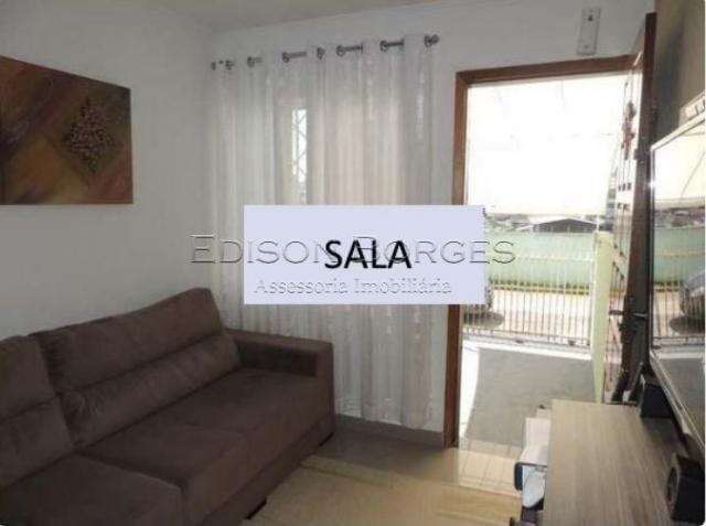 Casa de condomínio à venda com 3 dormitórios em Campo pequeno, Colombo cod:EB-4088 - Foto 2