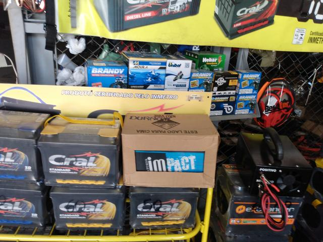 Baterias em ofertas melhores ofertas da cidade - Foto 3