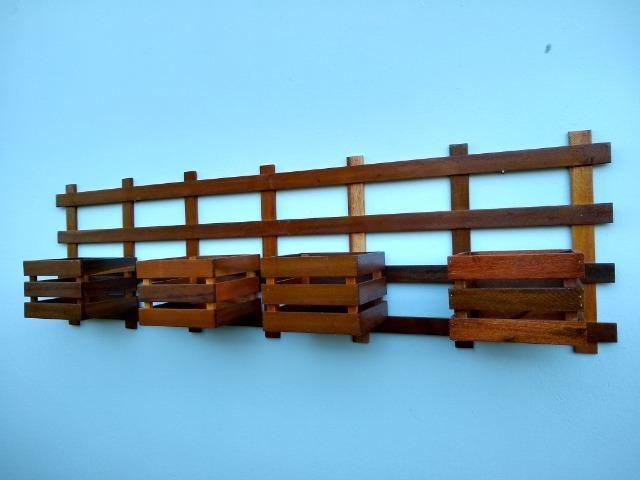 Treliças de Madeira: vários tamanhos e modelos - Foto 3