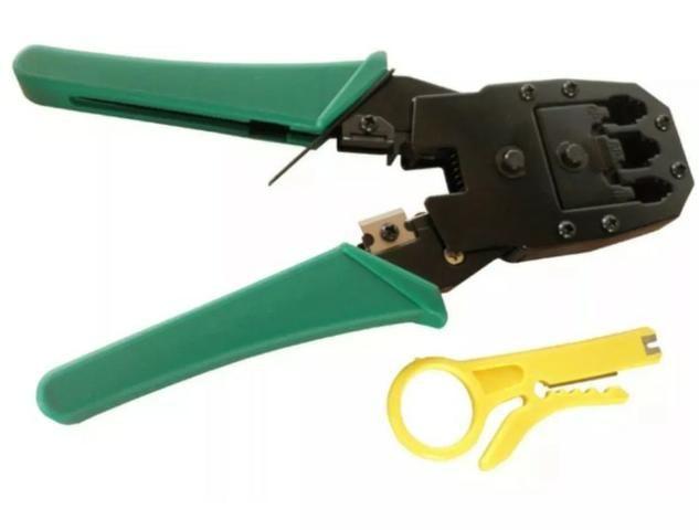 (NOVO) Alicate Crimpador 3 Em 1 Mb Tools - Foto 5