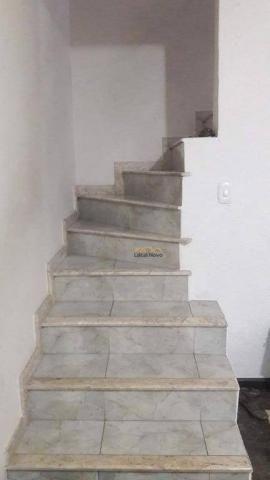 Sobrado com 3 dormitórios para alugar, 130 m² por r$ 1.700,00/mês - parque continental i - - Foto 19