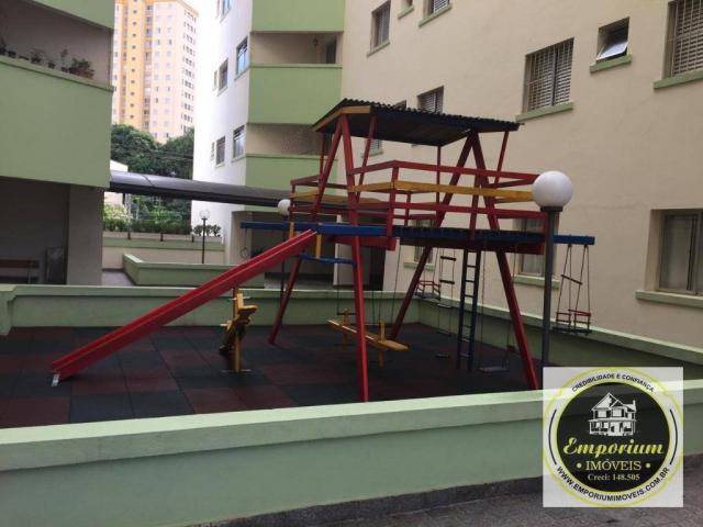 Apartamento com 2 dormitórios à venda, 67 m² por r$ 245.000 - vila galvão - guarulhos/sp - Foto 6