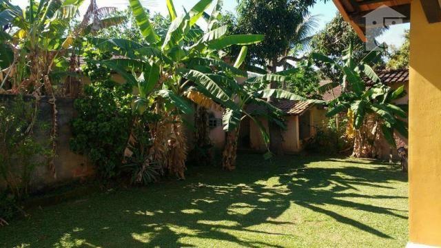 Casa com 3 dormitórios para alugar, 180 m² por r$ 1.600,00/mês - centro - maricá/rj - Foto 12