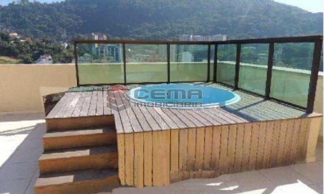 Apartamento à venda com 4 dormitórios em Laranjeiras, Rio de janeiro cod:LACO40122 - Foto 4