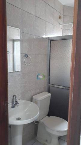 Casa com 2 dormitórios para alugar, 70 m² por r$ 1.100,00/mês - parque maria helena - são  - Foto 17
