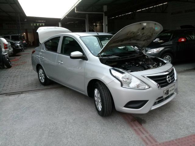 Nissan Versa 1.6 Completo Rodas 9.700KM! Troco Financio - Foto 12