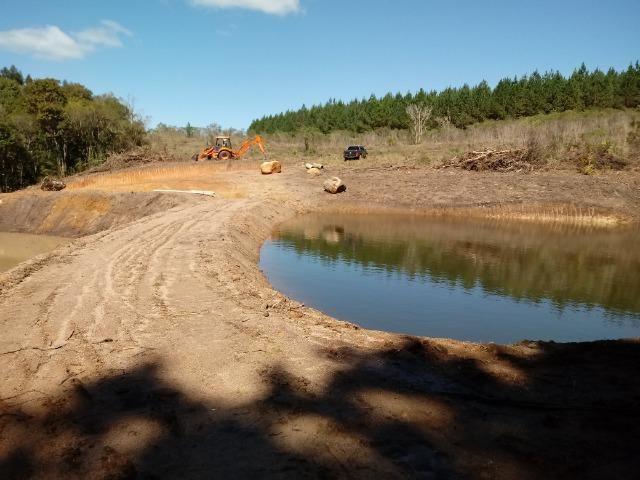 Terreno em lagoa dos ferreiras Mandirituba 24.200m 1 alqueire - Foto 9
