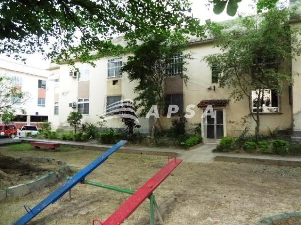 Apartamento para alugar com 1 dormitórios em Portuguesa, Rio de janeiro cod:24716