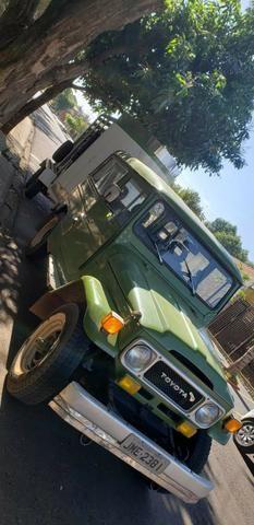 Toyota Bandeirante Jeep, Jipe Longo - Foto 5