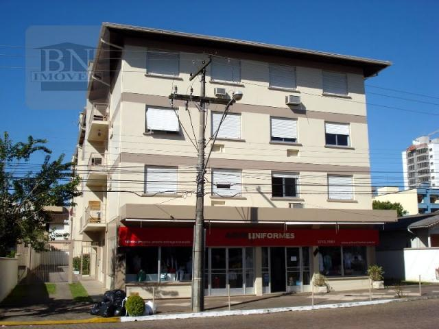 Apartamento à venda com 2 dormitórios em Centro, Santa cruz do sul cod:3775