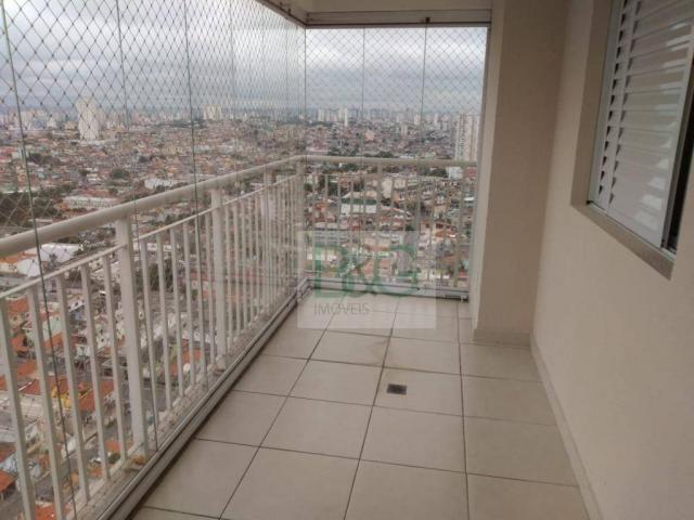 Apartamento com 3 dormitórios para alugar, 76 m² por r$ 2.200/mês - vila formosa - são pau - Foto 15