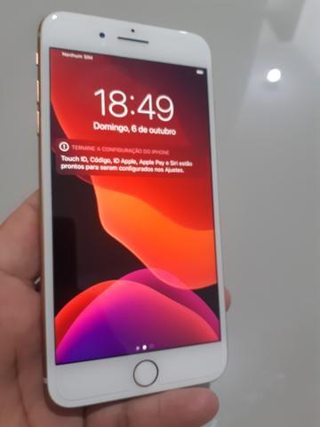 Iphone 8 Plus 256gb operadora oi - Foto 5