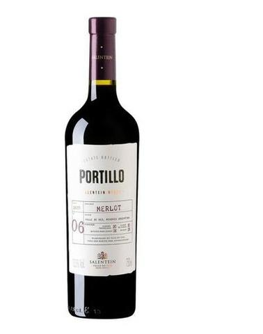 Vinho - Salentein Portillo Merlot 750ml