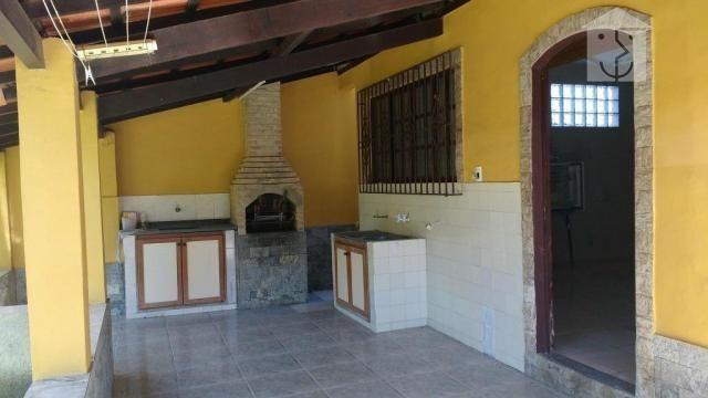 Casa com 3 dormitórios para alugar, 180 m² por r$ 1.600,00/mês - centro - maricá/rj - Foto 7