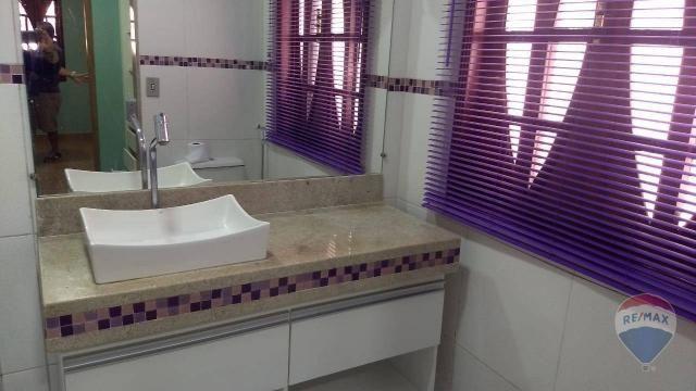 Linda casa com piscina para locação dentro de condomínio - Foto 10