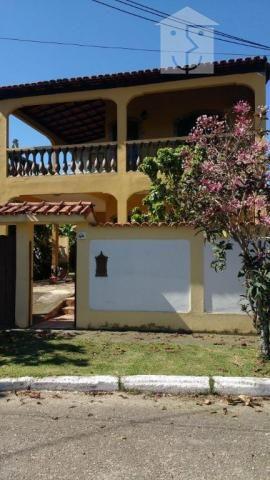 Casa com 3 dormitórios para alugar, 180 m² por r$ 1.600,00/mês - centro - maricá/rj - Foto 3
