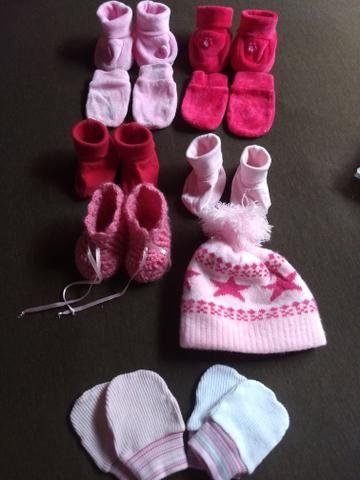 Roupas de bebê MENINA - Foto 3